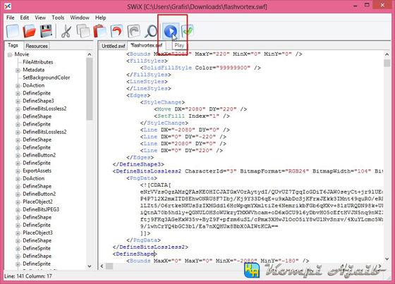 Menghilang Flashvortex.com Ad Pada Banner 3