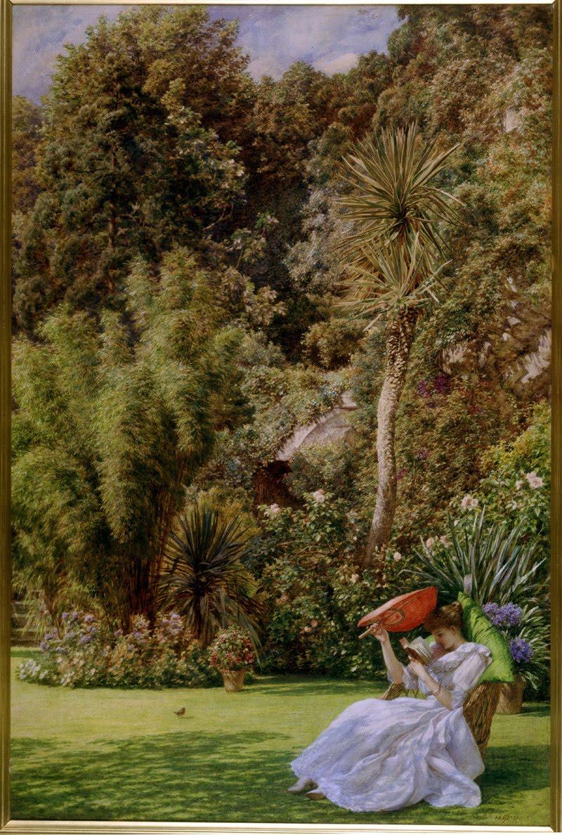 sir edward john poynter garden