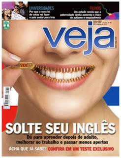 Solte Seu Inglês - Revista Veja