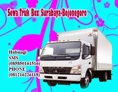 Sewa Truk Box Surabaya-Bojonegoro