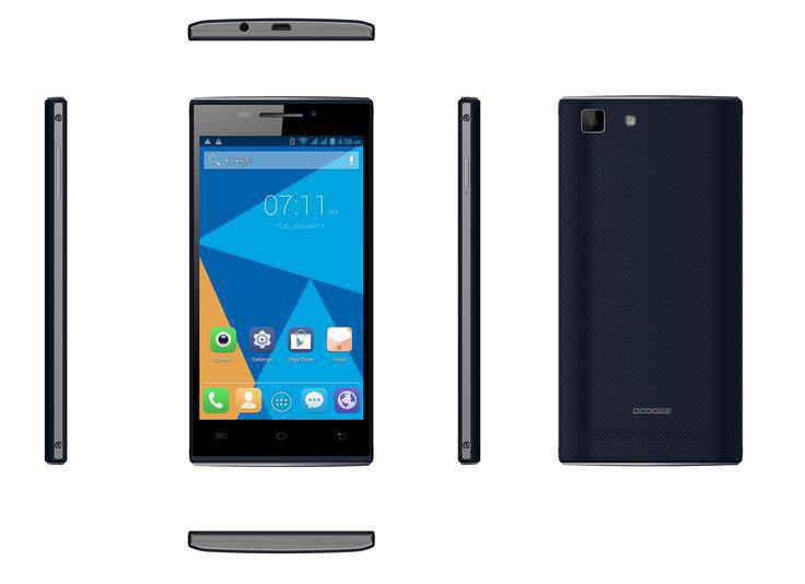 Doogee Turbo Mini F1, Smartphone Android Terjangkau dengan Prosesor 64-bit dan 4G LTE