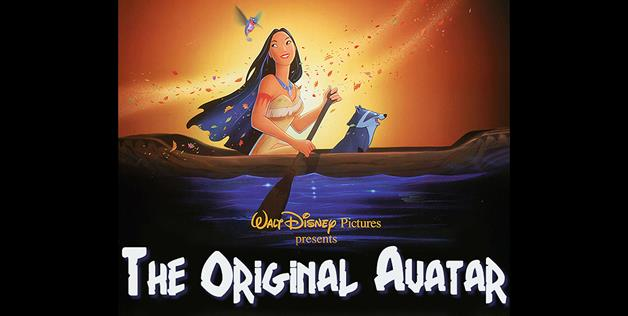Pocahontas animatedfilmreviews.blogspot.com