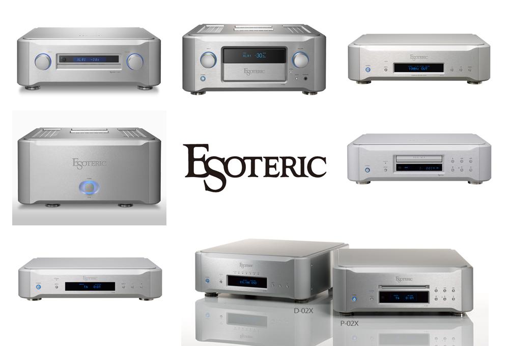 ESOTERIC製品の値上げのお知らせ