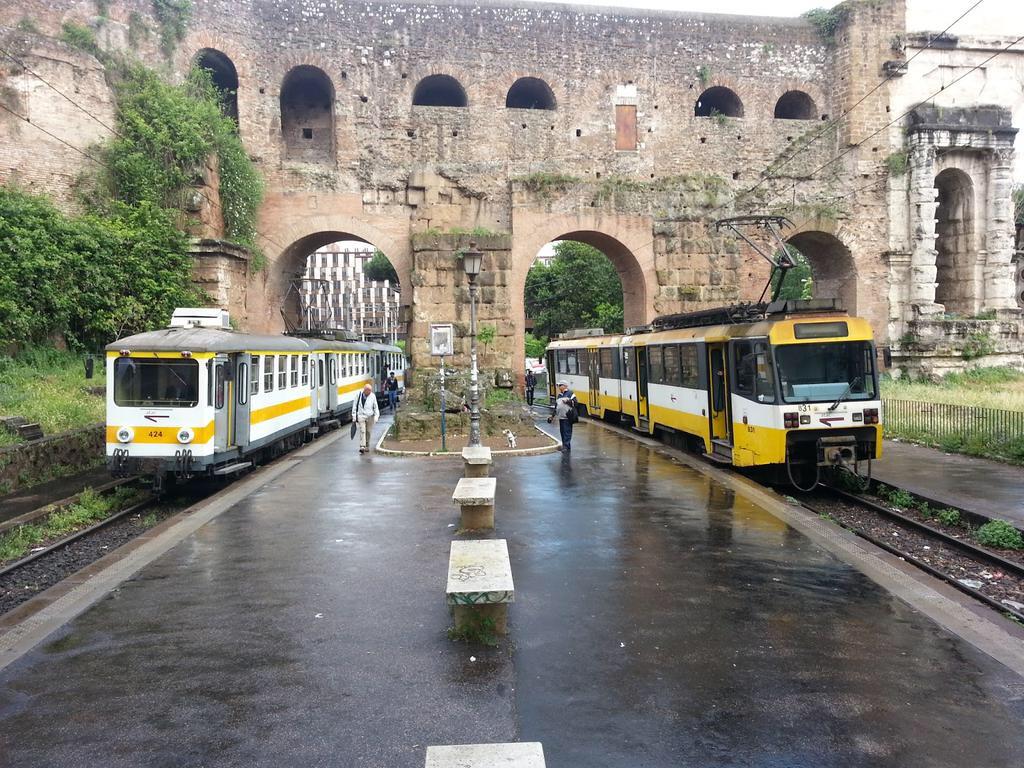 Ufficio Passaporti Roma Nuovo Salario : Roma fa schifo tram treni e metro a roma il testo definitivo da