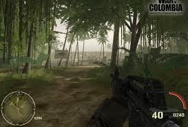 Screenshot game Terrorist Takedown War in Colombia