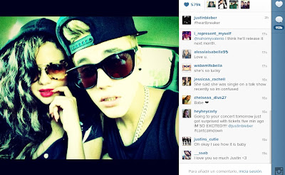 justin-y-selena-heartbreaker-instagram