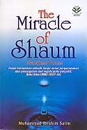 toko buku rahma: buku THE MIRACLE OF SHAUM, pengarang ibrahim salim, penerbit amzah