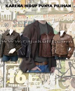 Jaket Kulit Jaket Kulit Kantor Jaket Kulit Motor  Dompet  Sepatu  Tas