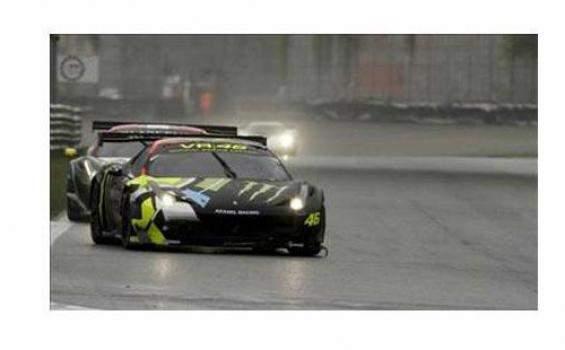 Valentino Rossi Hari Minggu ini Ikut Balap Mobil