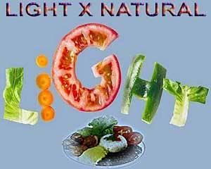 O que é alimento natural saudável?