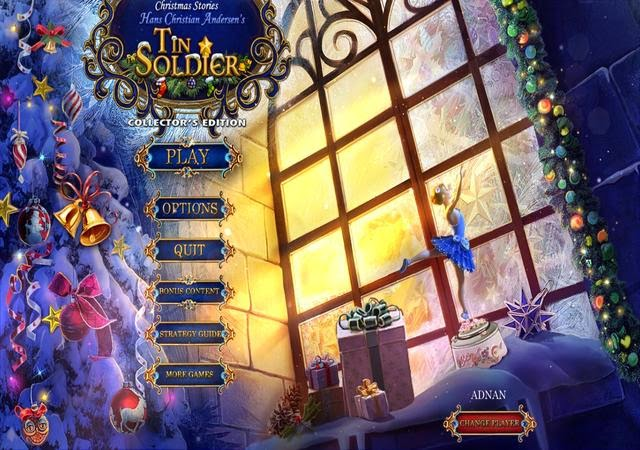 ab official site christmas stories 3 hans christian andersens tin soldier collectors edition - Christian Christmas Stories