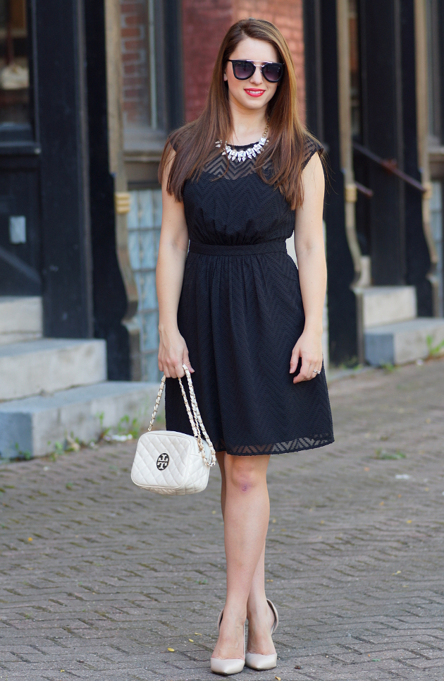 Dress J Crew On Bag Tory Burch Similar New Style Pumps Choies C O Necklace Old Gles