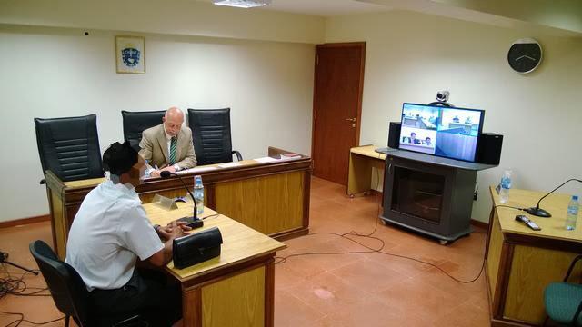 Oficina judicial sarmiento videoconferencia simultanea for Oficina judicial