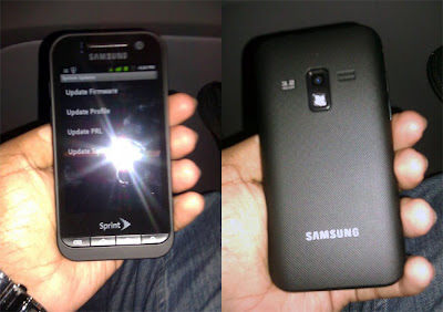 Samsung SPH-D600 Smartphone Review and Specification