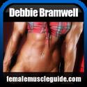 Debbie Bramwell Female Bodybuilder Thumbnail Image 1