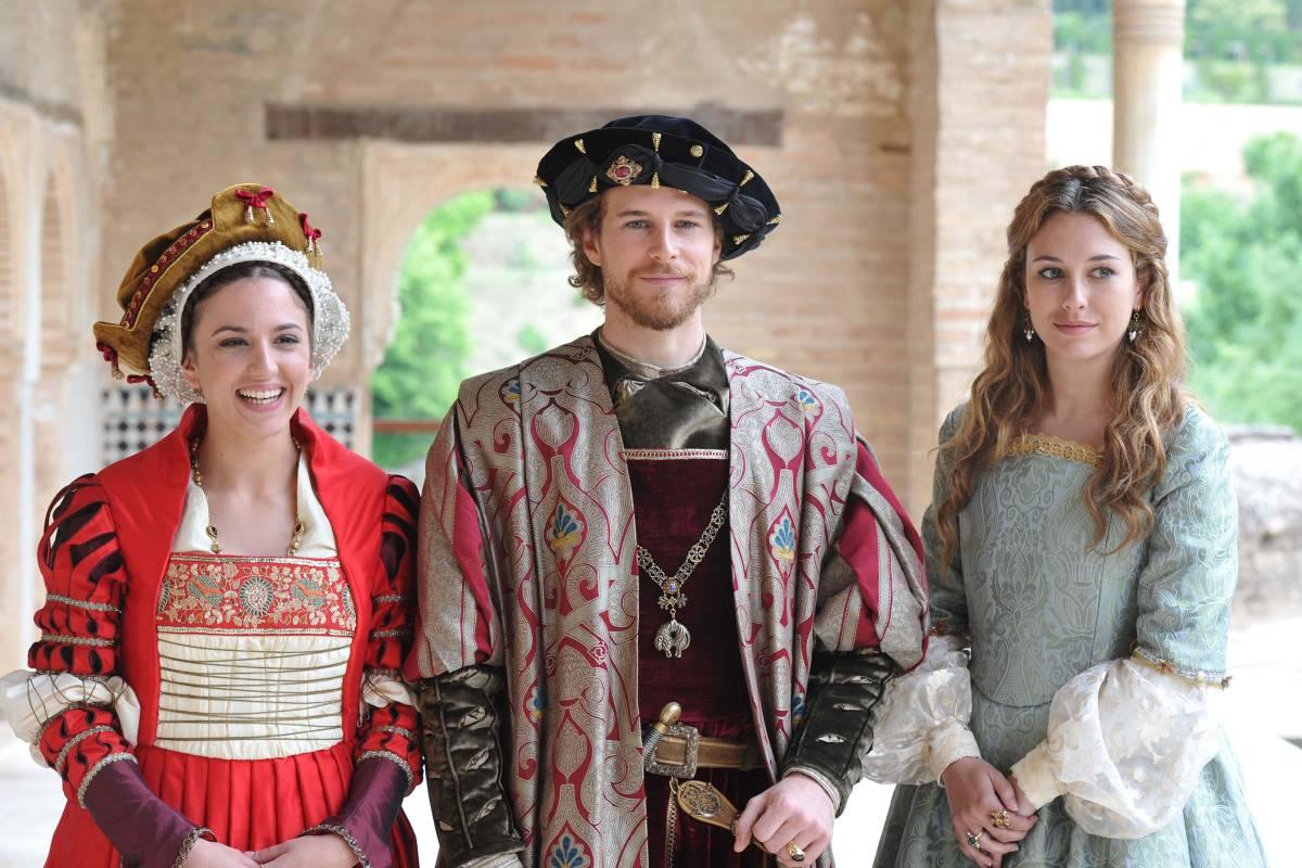 Carlos, Rey Emperador 1x04