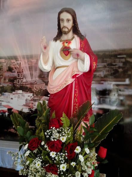Coração de Jesus  Santuário de Fé !