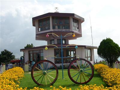 السياحة في اوتي الهندية