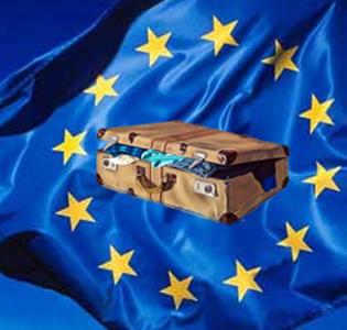 Europarlamentarios, euroburócratas