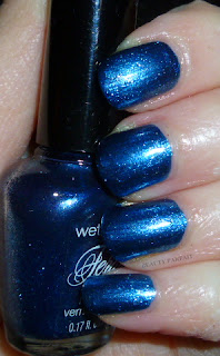 Wet n Wild Fergie Nail Color