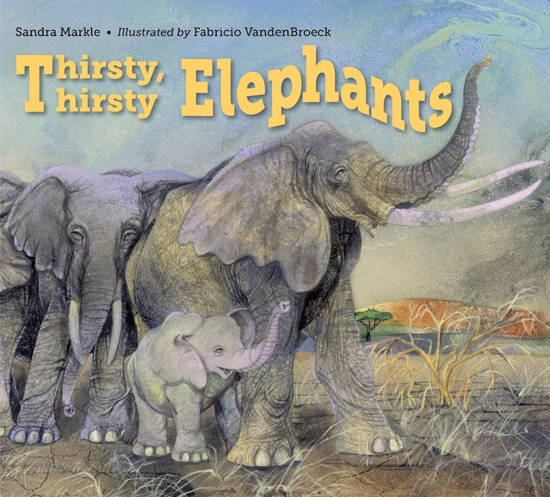 Thirsty Thirsty Elephants