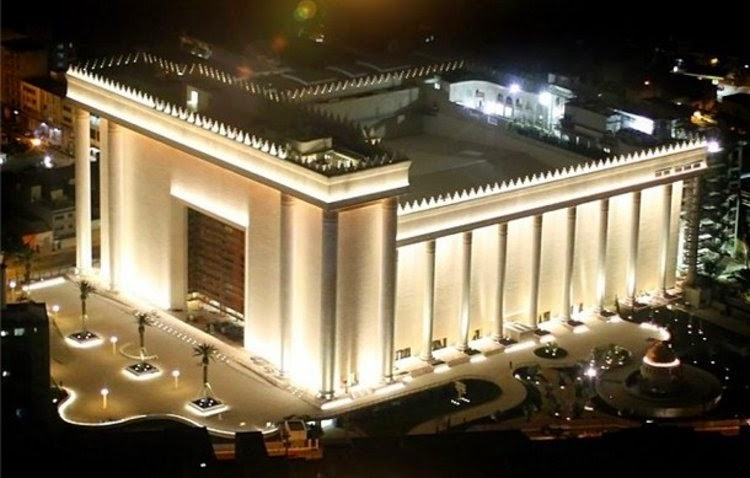 Site do Templo