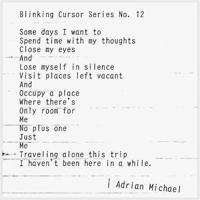 introversion, adrian michael,