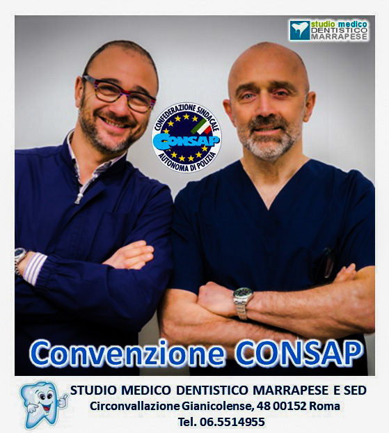 Studio Dentistico MARRAPESE e SED