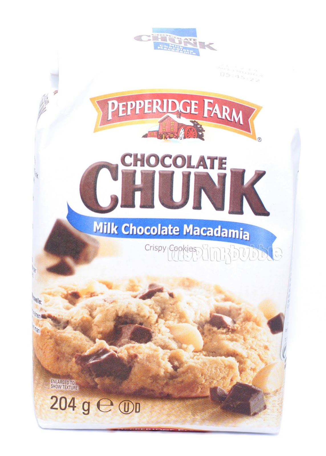 Pepperidge Farm milk chocolate macadamia
