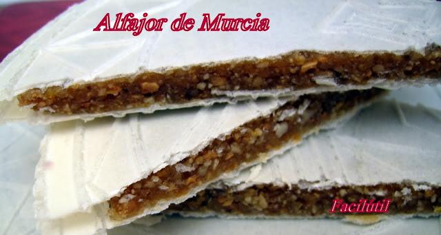 Alfajor-de-Murcia