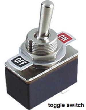 Fungsi, klasifikasi dan jenis sakelar / switch