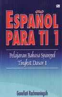 Bahasa Spanyol