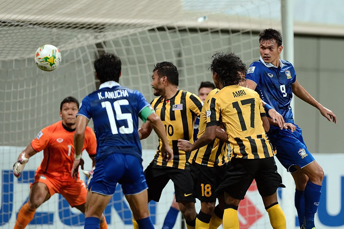 Malaysia Vs Thailand : Final Piala Suzuki AFF 2014