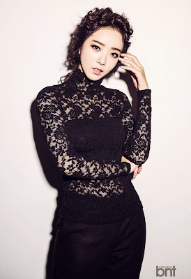 Bae Seul Gi - bnt International 2013 Black