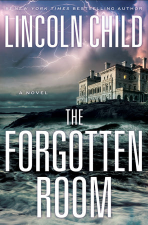 Audio Book Review 'The Forgotten Room' by Lincoln Child