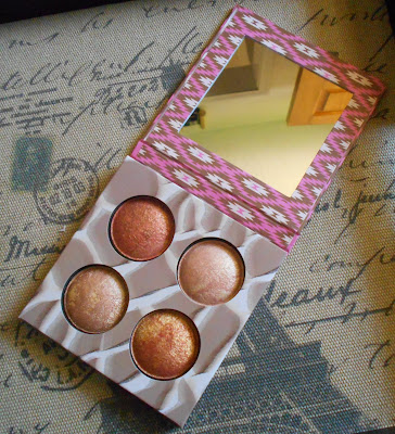 bh Cosmetics Wild & Radiant -Baked Illuminating & Bronzing Palette