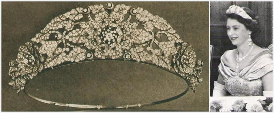 From Her Majestys Jewel Vault: The Nizam of Hyderabad Rose Brooches ...