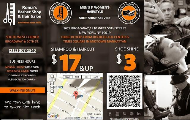 Inexpensive Haircuts NYC