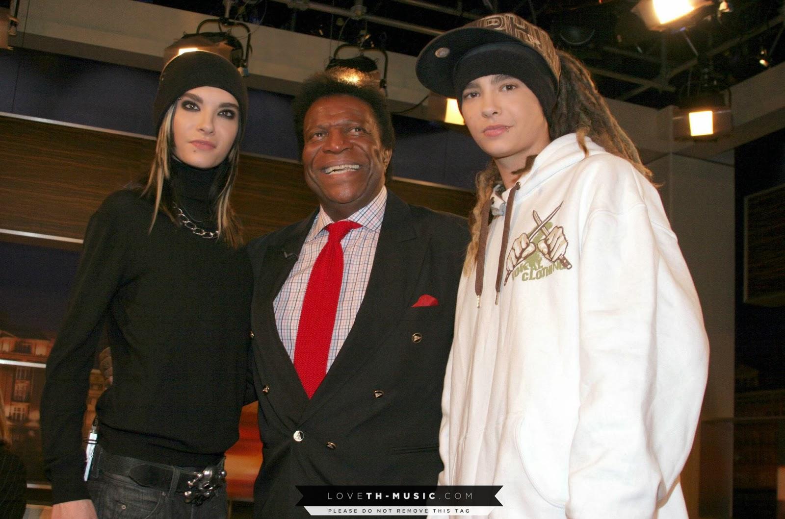 19.11.2007 - J.B. Kerner Show; Hamburgo, Alemanha 1