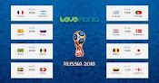 Cruces y horarios: Octavos de final del Mundial Rusia 2018 en Vivo