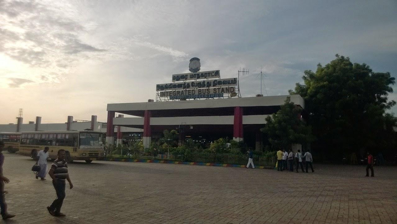 Madurai Bus Stand