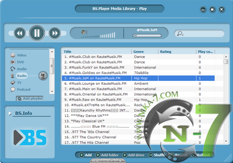 BS Player PRO 2.69 Build 1078 Final