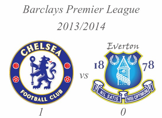 Chelsea vs Everton Result Barclays Premier League 2014