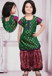 Baju anak umur 3 tahun gaya india trend terbaru masa kini