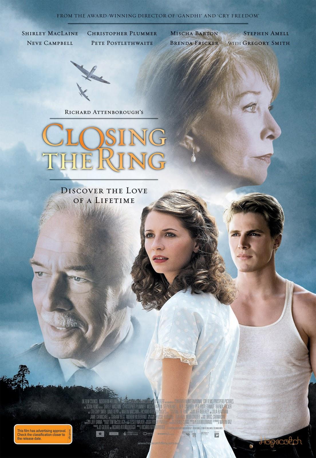 افلام اون لاين مشاهدة فيلم الرومانسية Closing The Ring اونلاين