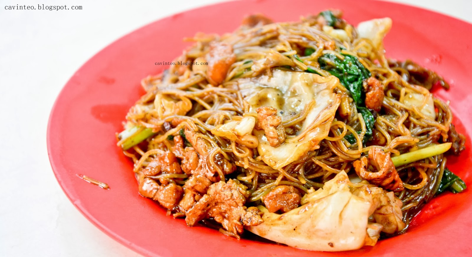 ... Mee - The Real Deal (Lian Bee Hokkien Mee 联美福建 面) @ Kuala