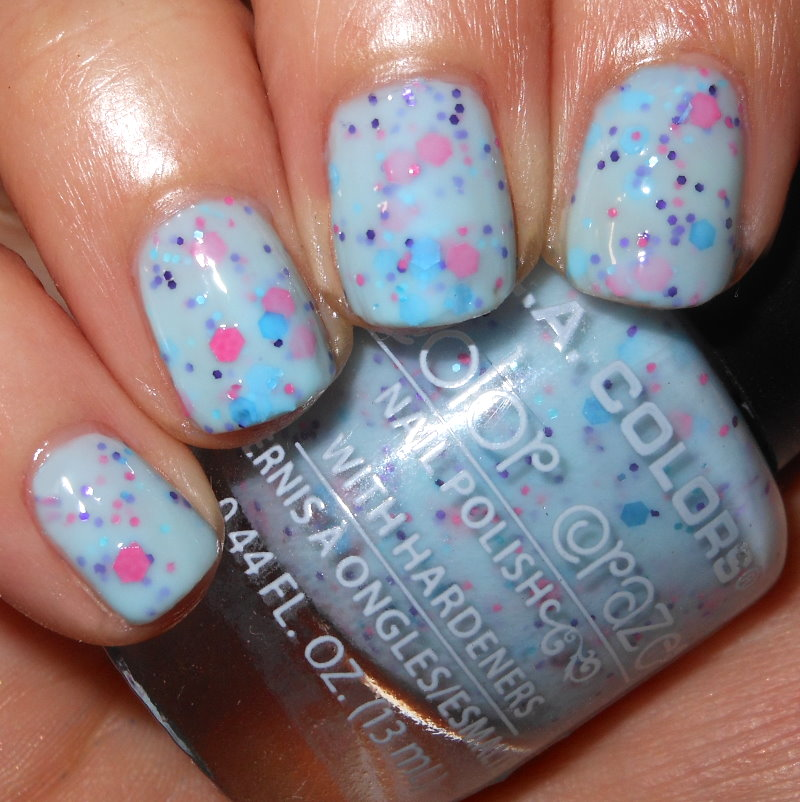 Imperfectly Painted: L.A. Colors Spring Flirt