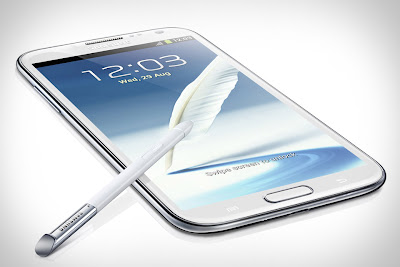 New Samsung Galaxy Note II