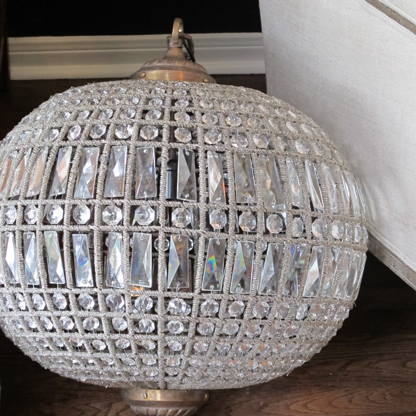 Sunday Loft The Inspired 19 C French Empire Crystal Chandelier