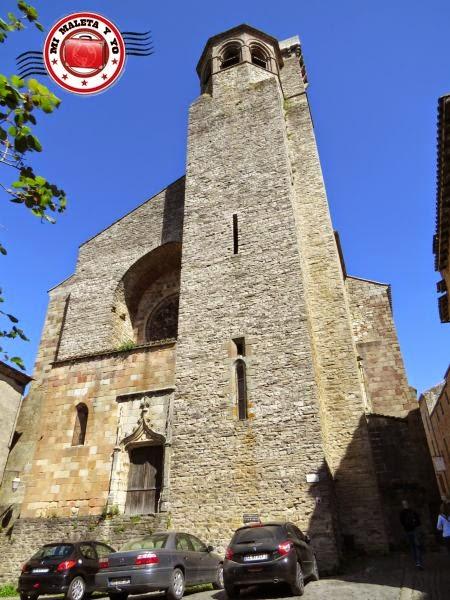 Iglesia de S. Michel, Cordes sur Ciel, Francia